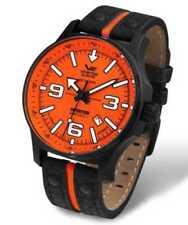 Relojes de pulsera automático Vostok de acero inoxidable