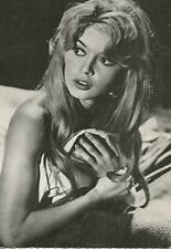BRIGITTE BARDOT, Film & TV autogrammkarte