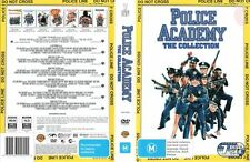 Police Academy - The Complete Collection (DVD, 2015, 7-Disc Set)Excellent Cond