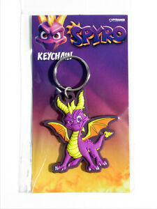 Spyro - Schlüsselanhänger