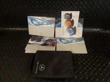 2004 MERCEDES A CLASS A140 CLASSIC SE 5DR OWNERS MANUAL HAND BOOK & COVER