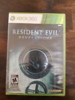 "Resident Evil Revelations ""NEW"" Sealed (Microsoft Xbox 360, 2013)"