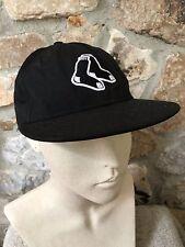 New Chicago WHITE SOX 59Fifty New Era MLB Baseball Cap Hat Flat WOOL 7 1/8 USA