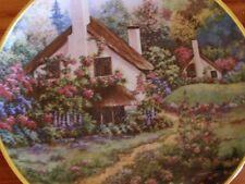 """A Cozy Glen"" By Violet L. Schwedig > Franklin Mint Collector Plate"