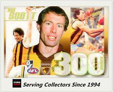 2008 Select AFL Classic Card Series 300 Game Case Card CC27 Don Scott-Rare