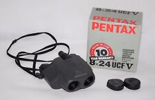 Pentax 8x24 UCF V Binoculars in Box with Manual