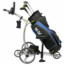 2018 Bat Caddy X4R Lithium Battery Remote Control Electric Golf Bag Cart Trolley