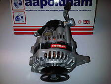 MITSUBISHI PAJERO 1990-1993 2.5 4D56 DIESEL NEW ALTERNATOR + VAC PUMP + SINGLE V