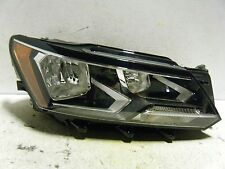 NICE OEM PASSENGER RIGHT HALOGEN VW PASSAT 2016 2017 17 16 HEADLIGHT [A-GRADE]