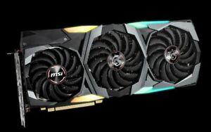 MSI NVIDIA GeForce RTX 2080 SUPER GAMING X TRIO 8GB GDDR6 Graphics Card
