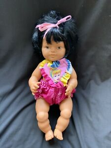 COLLECTABLE DOLL. BRAND OVP. 17''. AS PHOTO.