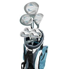 PETITE LADIES TOURBILT COMPLETE GOLF CLUB SET wBAG+460 DRIVER+3WOOD+IRONS+PUTTER