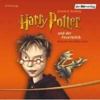 HARRY POTTER UND DER FEUERKELCH 20 CD HÖRBUCH NEU