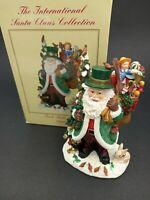 International Santa Claus Collection 2002 Irish Ireland Father Christmas SC61