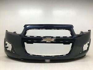 Front Bumper Cover Chevrolet Sonic 2012 2016 95274248 Original