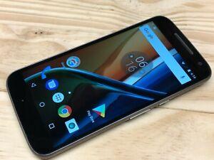 Motorola Moto G 4th Gen - XT1625 - 16GB - Black (Consumer Cellular) C Grade