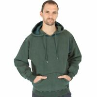 Mens 100% Heavy Cotton Hooded Pullover Sweatshirt - CottonMill - Made in Canada