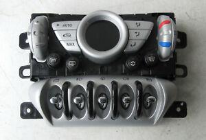 Genuine MINI Digital Air Con Climate Control Panel Heated Windscreen R55 R56 #2