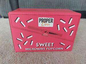ProperCorn Sweet Microwave Popcorn 15x 70g bags
