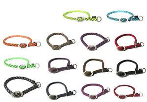 Wolters K 2 Halsband Schlupfhalsband Hunde reflektierend Everest Dressurhalsband