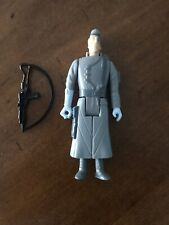 Unproduced Vintage Star Wars Droids Admiral Screed Bootleg Figure