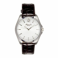 Kenneth Cole New York Men's Stainless Steel Quartz Watch with Extra Strap KC5173