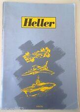Catalogue Heller 1991/1992 vntage