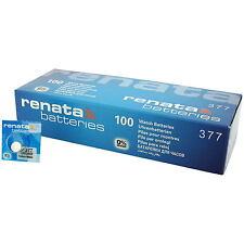 Renata 377 SR626SW Watch Battery Wholesale X1 , X2 , X3 , X5 , X10 , X50 , X100