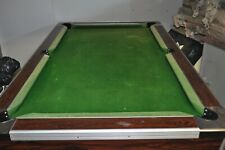 Pool/snooker table 6ft with slate bed