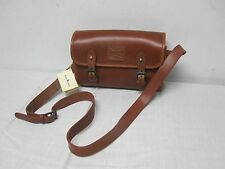 VINTAGE 1991 RALPH LAUREN EQUESTRIAN BROWN HANDBAG PURSE NEW w TAGS NEVER USED!