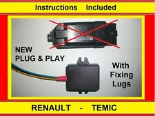 RENAULT Megane Scenic Clio - Electric Window motor regulator Module TEMIC