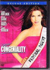 Miss Congeniality (DVD) Deluxe Edition - Sandra Bullock