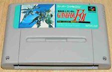 SUPER FAMICOM: Gundam f91
