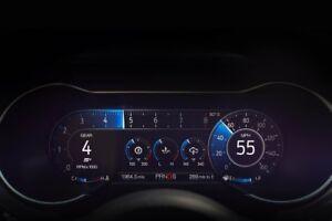 2015-2019 Mustang OEM Digital Cluster Upgrade Kit Plug n' Play Pre-Programmed