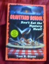 Graveyard School #1 - Don't Eat the Mystery Meat! ch sc 1213