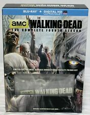 Walking Dead 4th Season Blu Ray 5-Disk Set Boxed
