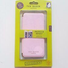 Ted Baker London Ladies Kadia Mirror Folio Case iPhone 6 Plus 6s Plus Pink New
