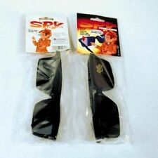 REAR VIEW SPY GLASSES magic optical sunglasses toys see behind trick spying new