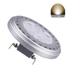 Led AR111 Reflector Spot Tract light Bulb 15W G53 Warm White Light 3000k DC12V