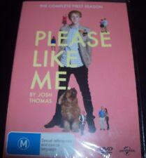 Please Like Me First Series / Season One 1 (Australia Region 4) DVD – New