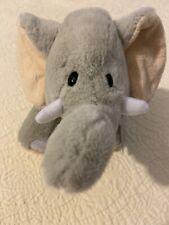 Webkinz Ganz Velvety Elephant with Code