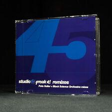 Studio 45 - Freak It - Remixes - Music cd EP