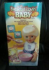 Breakfast Lovin Loving Baby Doll Surprise! New Vintage  NIB Hasbro 1997
