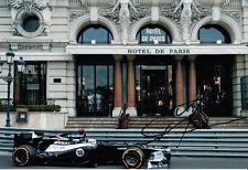 Pastor Maldonado mano firmato F1 2012 WILLIAMS-RENAULT FOTO 12X8 10.