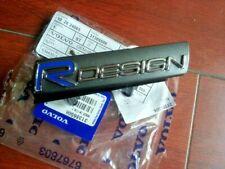 VOLVO R-DESIGN  XC60  EMBLEM BADGE NEW ORIGINAL OEM31386506