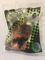 2000 Cartoon Network Scooby Doo And The Alien Invaders Plush Toy Burger King # 7