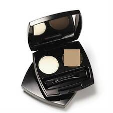 Boxed Mirrored Compact Avon Eyebrow Kit *blonde* & Ref K12