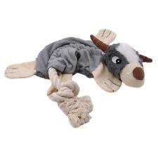 Heavy Duty Sound Stuffed Pet Toy Dog Cat Plush Toys Puppy Play Chew BB