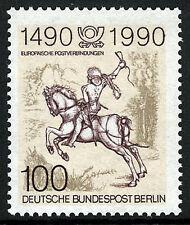 Germany-Berlin 9N584, MNH. European Postal Service, 500th anniv. 1990