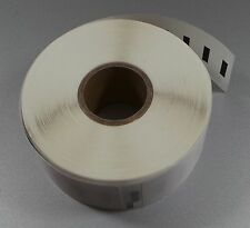Thermoetiketten für Seiko + Dymo Typ 11352 (25x54mm) 500 Stück/Rolle #d012